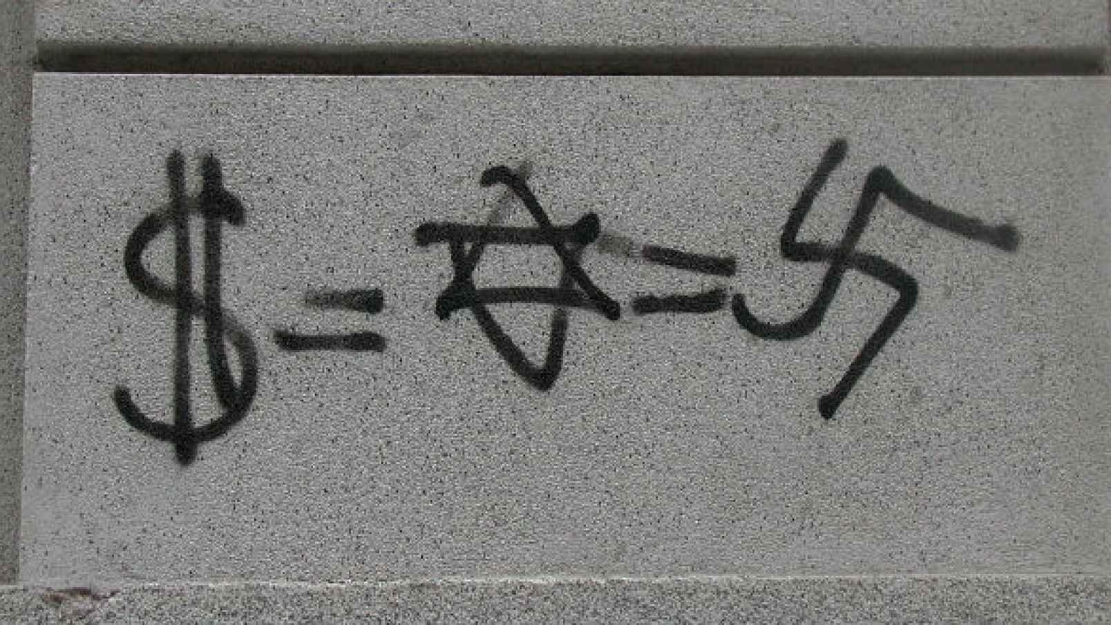 Grote stijging antisemitische incidenten in Nederland