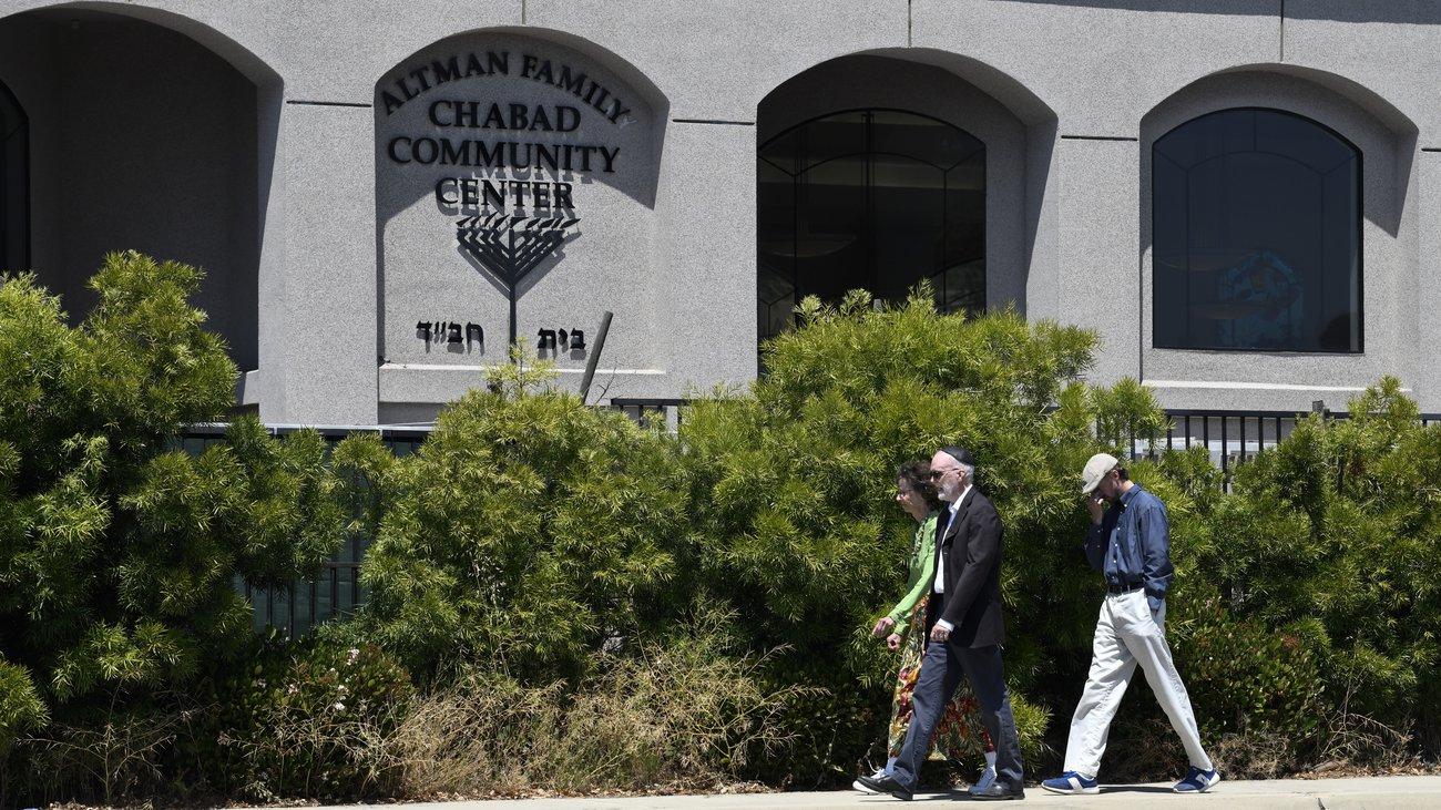 Dode en gewonden na schietpartij bij synagoge in Californië