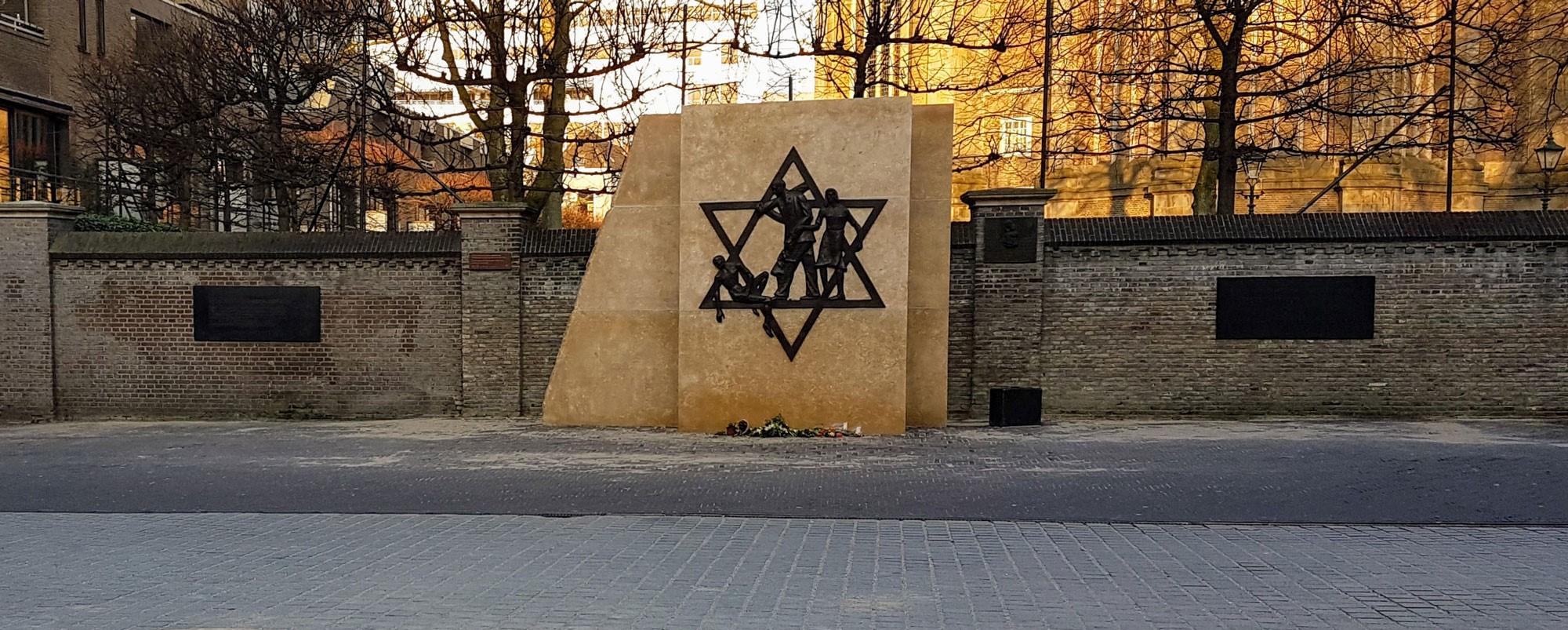 'Ik wil dat Joden zich hier weer veilig voelen'