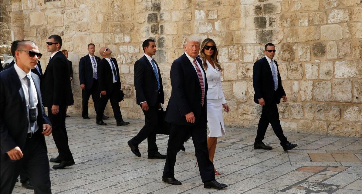 Trump jaagt Amerikaanse Joden tegen zich in het harnas