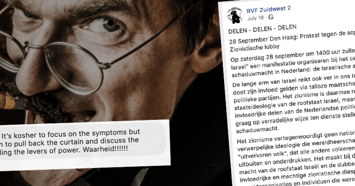 Stichting AP uit bezorgdheid over nazibetoging Den Haag