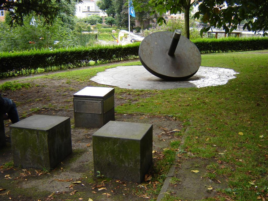 Joods monument Gent opnieuw vernield
