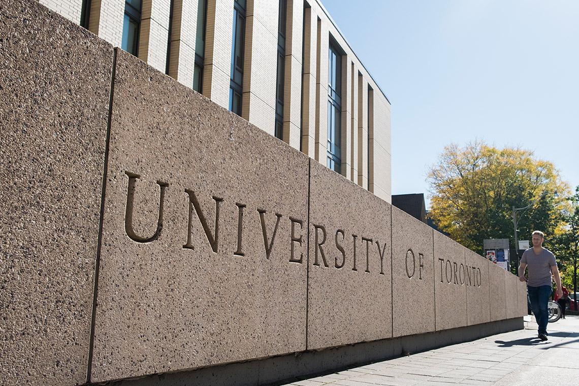 Kosher eten valt verkeerd bij studenten van de Universiteit van Toronto