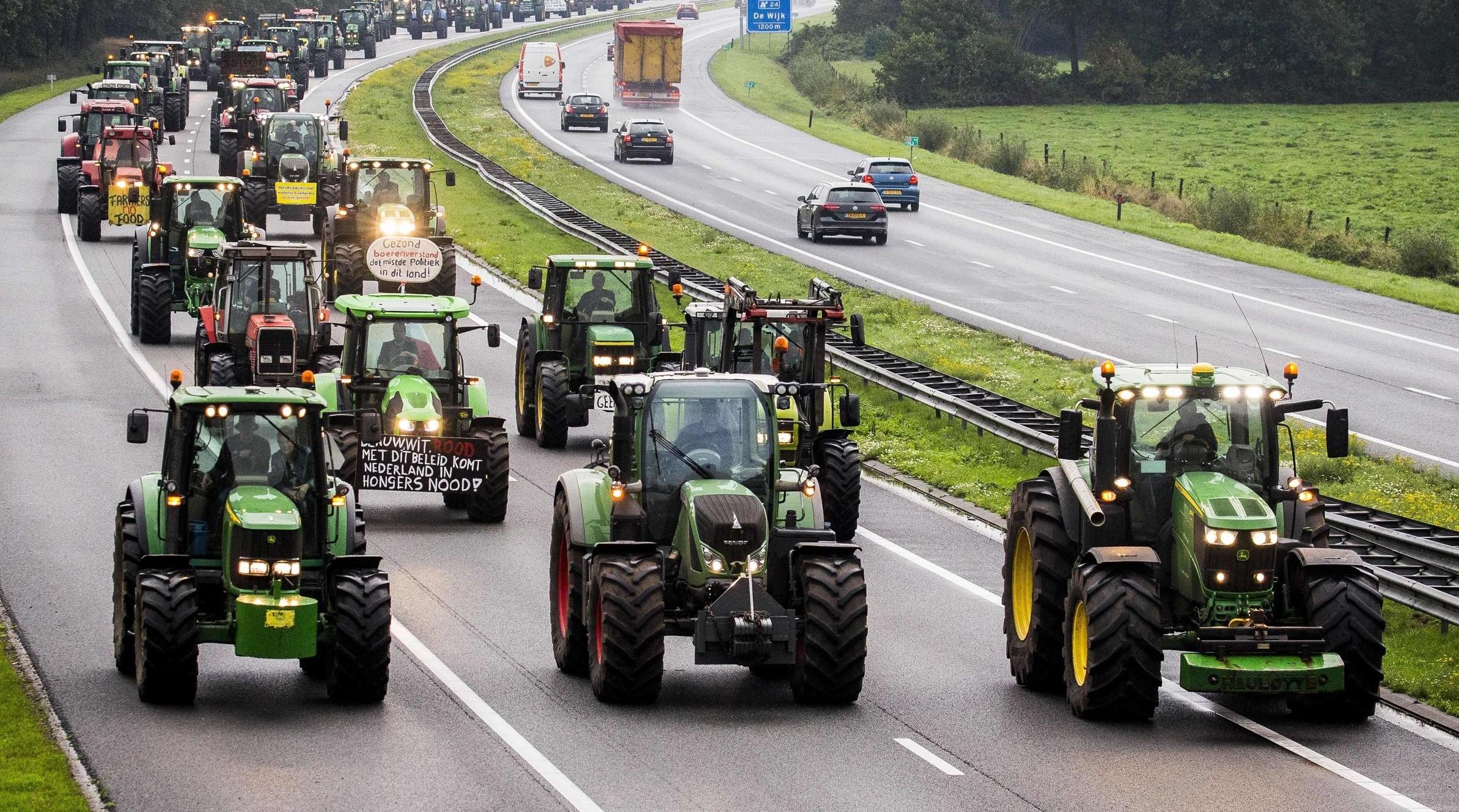 Farmer Defence Force blijft overeenkomsten zien met Jodenvervolging