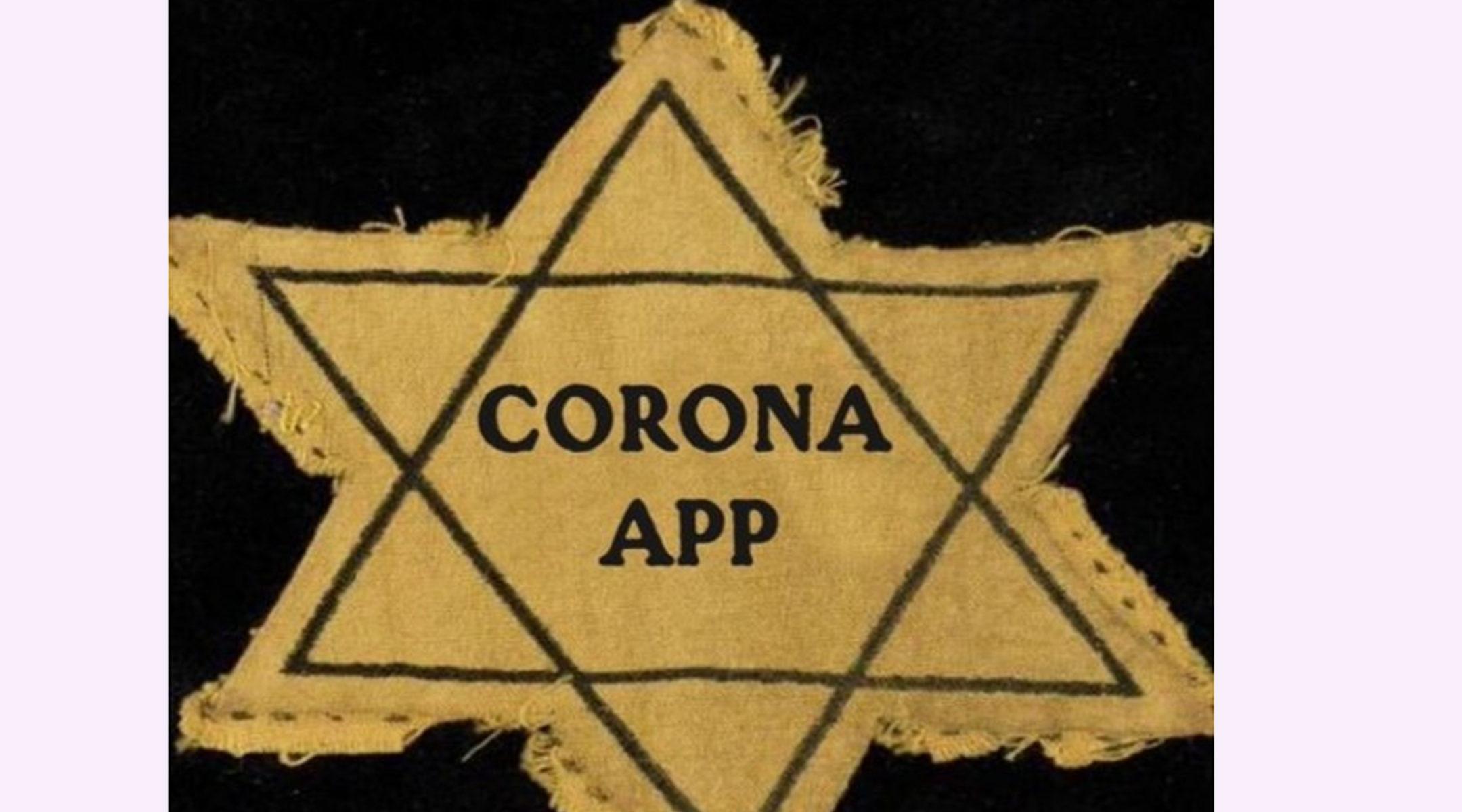'Corona is de schuld van Joden'