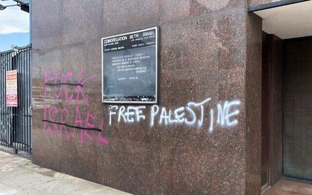 Joodse winkels en synagogen vernield tijdens BLM protesten